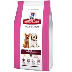 Hills Science Plan™ Canine Adult Small & Miniature сухой корм для взрослых собак миниатюрных размеров, с курицей