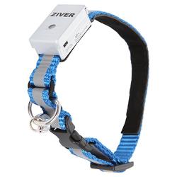Ziver 402 светящийся ошейник для щенков и мелких собак с светосенсором