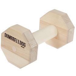 """Доглайк"" Снаряд для апортировки Dumbbelldog wood, дерево"