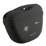 Hunter силиконовая сумочка для лакомств List, с магнитным замком, цвет антрацит