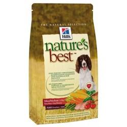 Hill`s для взрослых собак мелких и средних пород, с курицей и овощами, Nature's Best™ Canine Adult Mini/Medium, 12 кг