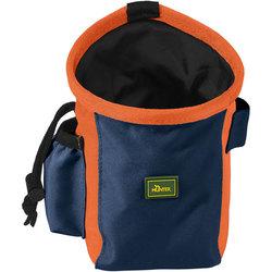Hunter Сумочка для лакомства Bugrino Standard, большая с карманом, темно-синяя
