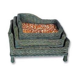 Каскад Диван плетеный из лозы ротанга, угловой