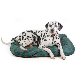 Ортопедический матрас для собак с наполнителем из лузги гречихи, 100х70 см