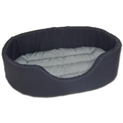 """Лежак для собак """"Орто"""", размер 65*40*16 см, арт. GC640"""
