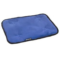 Darell Подстилка прямоугольная стёганая, цвет синий
