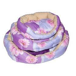 Darell Лежак овальный пухлый с подушкой, цвета в ассортименте