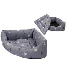 Yami-Yami Лежак угловой с подушкой 55*55*15см
