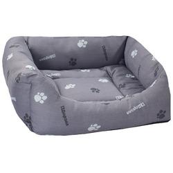 Darell Лежак квадратный пухлый с подушкой