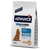 Advance Medium Adult для собак с курицей и рисом