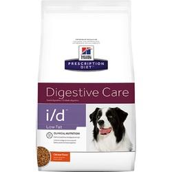 Hill`s I/D низкокалорийный корм для для лечения заболеваний ЖКТ, Canine i/d