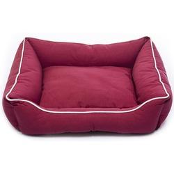 Лежанка Dog Gone Smart «Lounger Bed» цвет вишневый