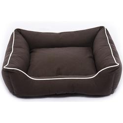 Лежанка Dog Gone Smart «Lounger Bed» цвет коричневый