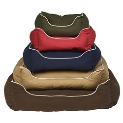 Лежанка Dog Gone Smart «Lounger Bed» цвет синий