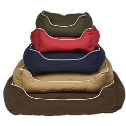 Лежанка Dog Gone Smart «Lounger Bed» цвет оливковый
