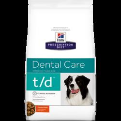 Hill`s T/D, лечение заболеваний полости рта, 3 кг