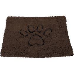 """Супервпитывающий коврик Dog Gone Smart """"Dirty Dog Doormat"""", цвет коричневый"""