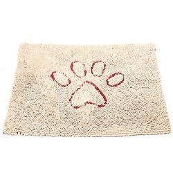 """Супервпитывающий коврик Dog Gone Smart """"Dirty Dog Doormat"""", цвет бежевый"""