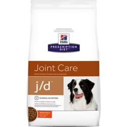 Hill`s J/D лечение заболеваний суставов и опорно-двигательного аппарата, для собак