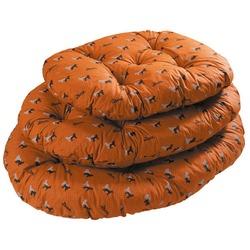 Скидка! Перина Hunter Pepita Dessin оранжевая, 90 см