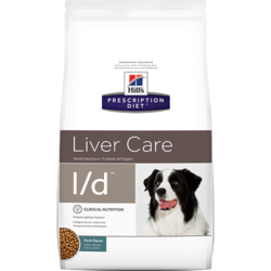 Hill`s L/D лечение заболеваний печени, для собак