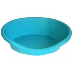 Лежак для собак пластиковый Imac DIDO, цвет бирюзовый