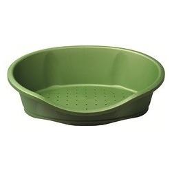 Лежак для собак пластиковый Imac DIDO, цвет зеленый
