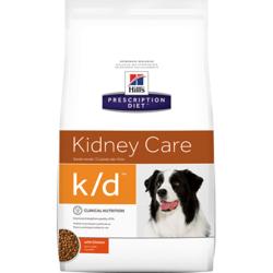 Hill`s K/D лечение заболеваний почек, для собак