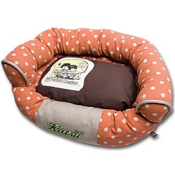 """Katsu """"Фьюжн"""" лежак-диван, оранжевый"""