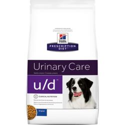 Hill`s U/D лечение МКБ и заболеваний почек, для собак, 5 кг