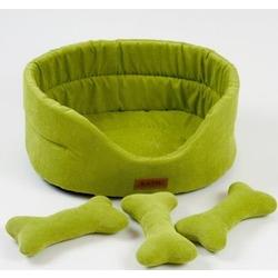 Katsu лежанка Yohanka Sun, цвет зеленый
