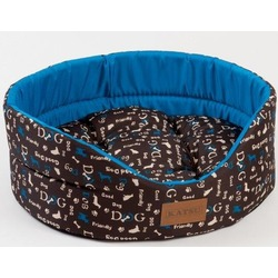 Katsu лежанка Yohanka shine Dogs, цвет синий