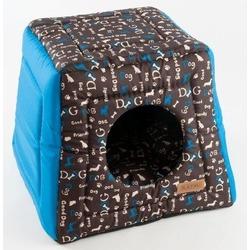 Katsu домик-трансформер Hopi Dogs, цвет синий, 40*40*35 см