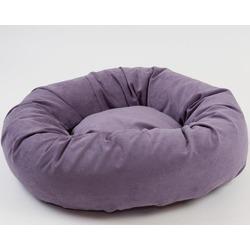 Katsu лежак Rondo, цвет сиреневый, диаметр 50 см