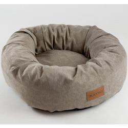 Katsu лежак Rondo, цвет бежевый, диаметр 50 см