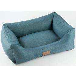 Katsu лежак Sofa Len, цвет голубой, 60х44х21 см