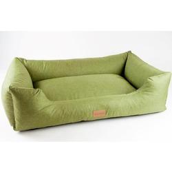 Katsu лежак Sofa Len, цвет зеленый, 60х44х21 см