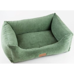 Katsu лежак Sofa Orinoko, цвет зеленый, размер 60х44х21 см