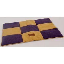 "Katsu ""Kern"" матрас-лежак, фиолетово-желтый."