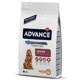 Advance Medium Senior для пожилых собак с курицей и рисом