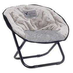 """Papillon Стул """"VIP ложе"""" светло-серый (Relax chair Light Gray)"""