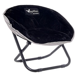 """Papillon Стул """"VIP ложе"""" черный (Relax chair)"""