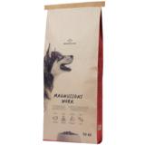Magnusson Work 14 кг (Meat & Biscuit), Корм для собак с высоким потреблением энергии – 50% свежего мяса.