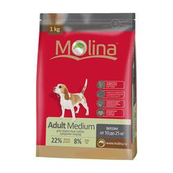 Molina корм для взрослых собак средних пород «Adult Medium»