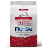 Monge Dog Mini корм для щенков мелких пород