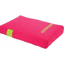 """Zolux матрас со съемным чехлом """"Outdoor"""", розовый, размер 100х80х13 см, арт. 409321R/V"""