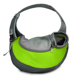 Crazy Paws Слинг для собак Sport Sling Small, цвет зеленый, размер 42х13х23 см, DPETC023-GN