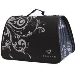 """Dogman сумка-переноска """"Лира"""" черная"""