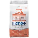 Monge Dog Speciality корм для щенков всех пород лосось с рисом