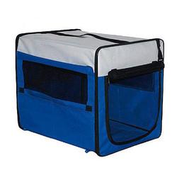 Gigwi сумка-переноска складная с металлическим каркасом, размер 64*46*53 см